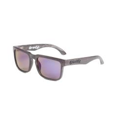 Sluneční brýle Meatfly Foggy D - Black wood