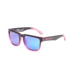 Sluneční brýle Meatfly Viper Sunglasses B – PINK, BLACK POLARIZED