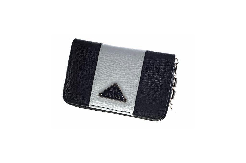 Dámská peněženka ESLEE malá 6236 black E-batoh