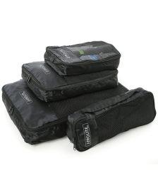 Sada cestovních obalů AEROLITE PC001 - černá E-batoh