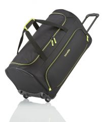 Travelite Basics Fresh Wheeled Duffle Black