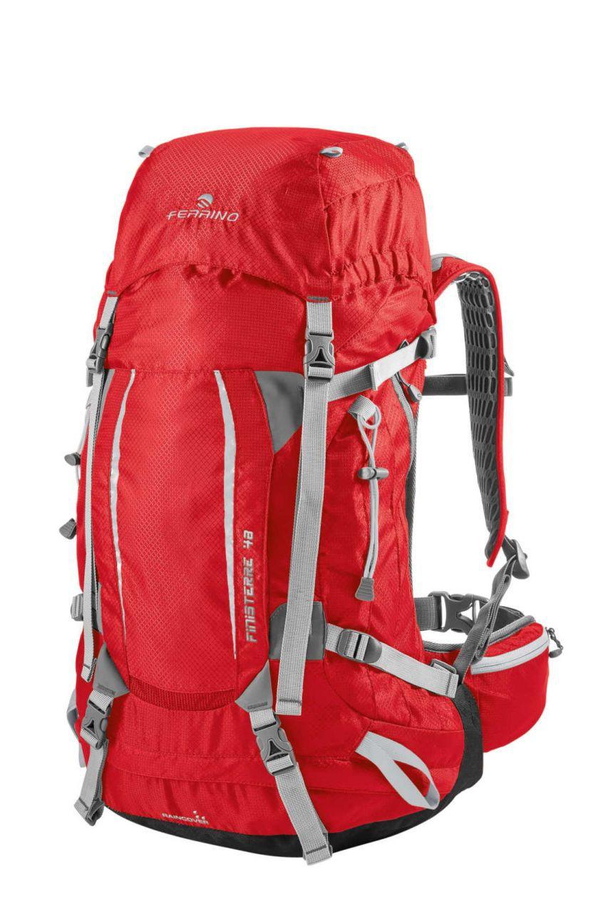 Ferrino FINISTERRE 48 červený E-batoh