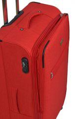 Extra lihght Trolley-CASE TC-888 4w velký svět.-šedý E-batoh