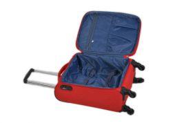 Extra light Trolley-CASE TC-888 4w střední modrý E-batoh