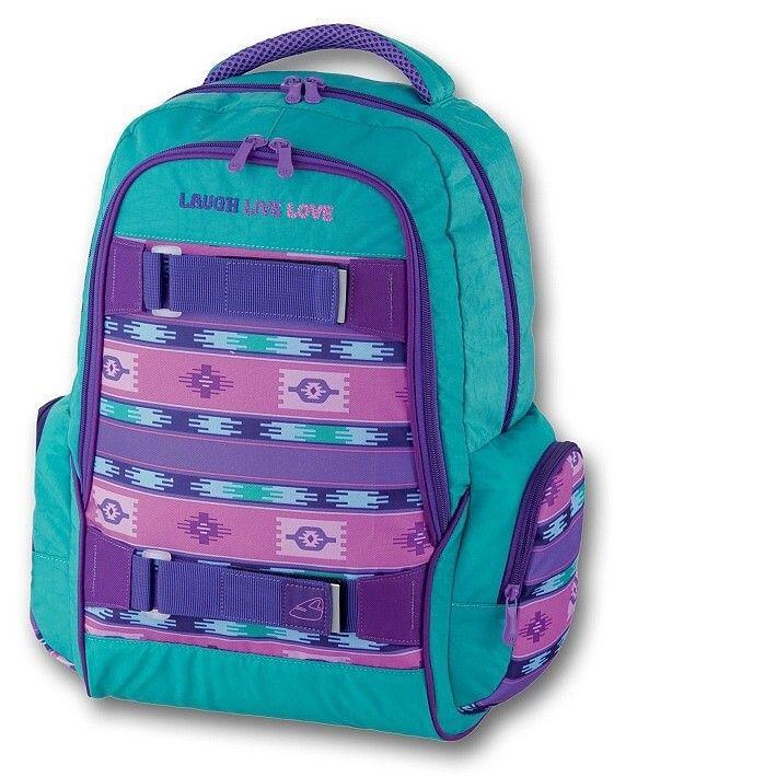 Walker školní batoh Live Love E-batoh
