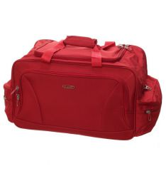 Cestovní taška Dielle 474-02 červená