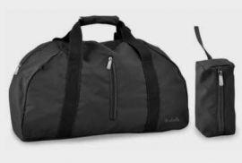 Skládací cestovní taška Dielle Lybra 373-01 černá