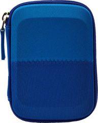 """Case Logic skořepinové pouzdro na 2,5"""" přenosný disk HDC11B - modré E-batoh"""