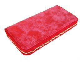 Praktická dámská peněženka 030 červená patina