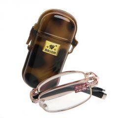 SKLÁDACÍ dioptrické brýle PDR 62-64 +1,00 E-batoh