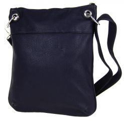 Dámská crossbody kabelka se srdíčky G003 modrá Tapple E-batoh