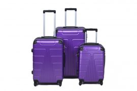 Trolleykoffer TR-A37 VIOLET BRIGHT