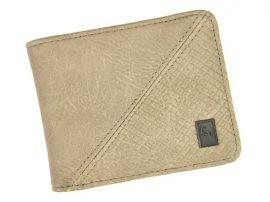 Pánská peněženka Cavaldi M13-1 - béžová