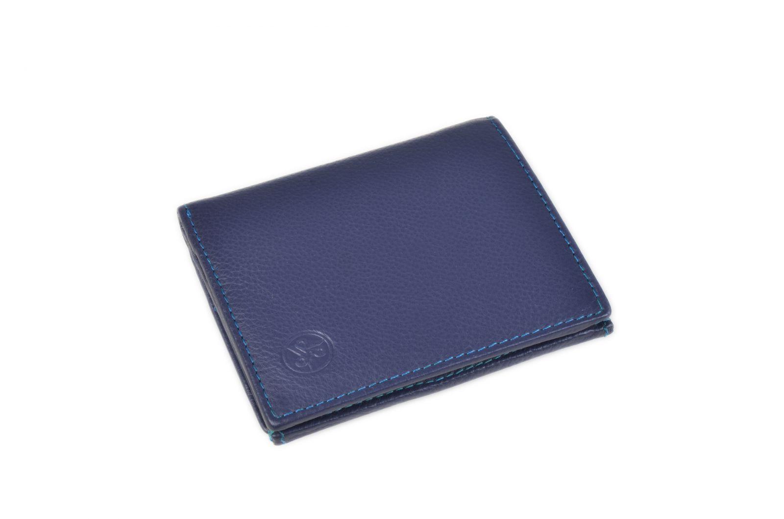Peněženka Carraro Neon 845-NN-05 modrá