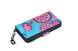Dámská peněženka 6291 sea E-batoh