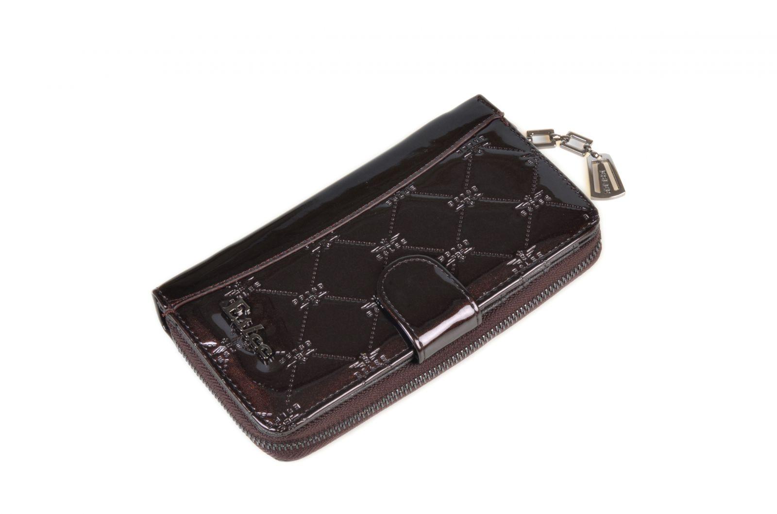 Dámská peněženka ESLEE F6232 brown E-batoh