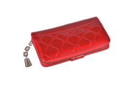 Dámská peněženka ESLEE F6232 camel E-batoh