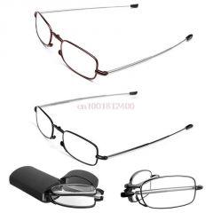 SKLÁDACÍ dioptrické brýle PDU 62-64 +4,00 E-batoh