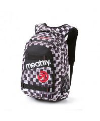 BATOH MEATFLY EXILE 2 22L E - CROSS CHECK PRINT, BLACK