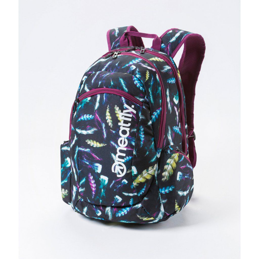 BATOH MEATFLY PURITY 26L B - BLACK FEATHER PRINT