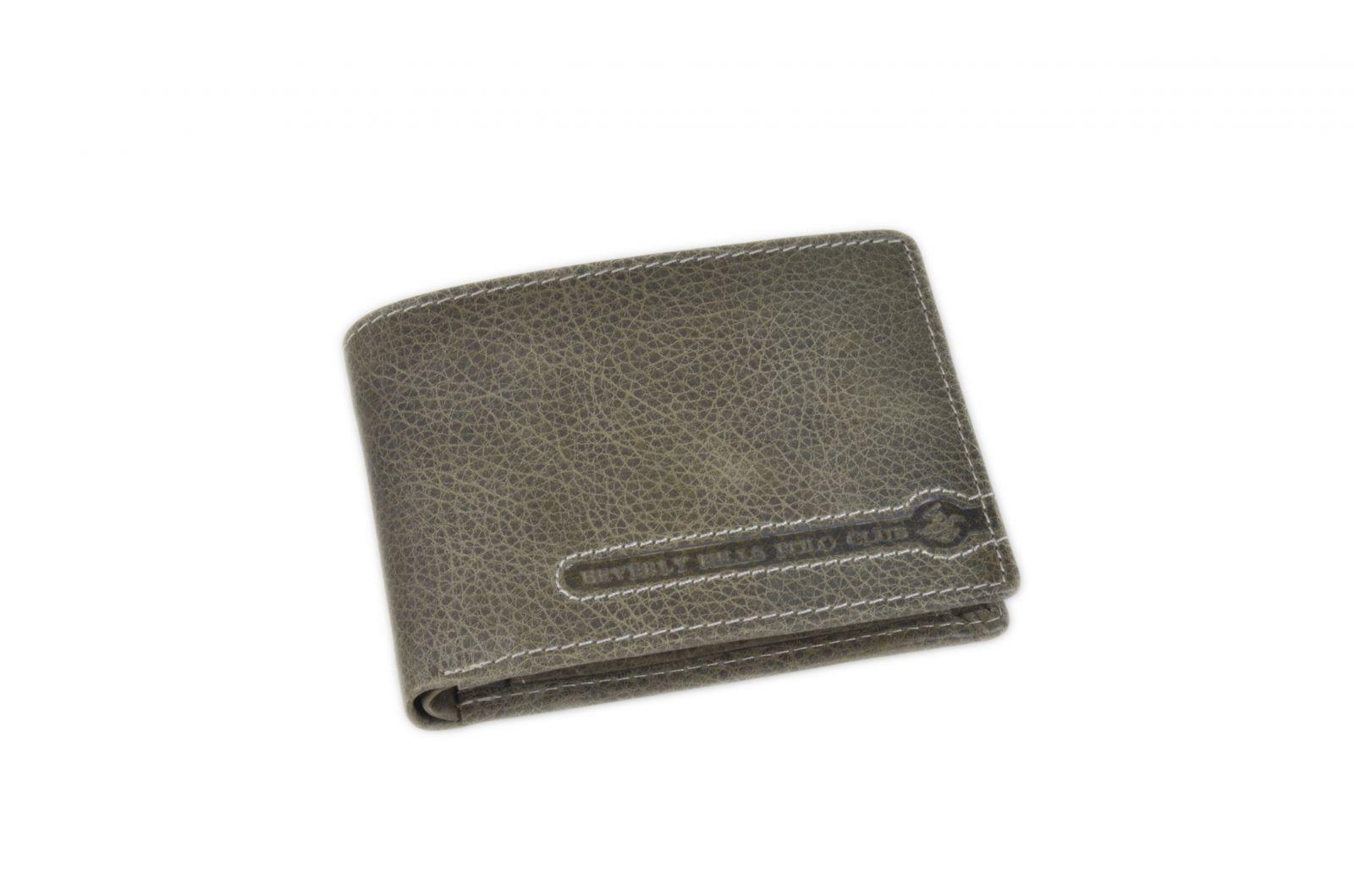 Peněženka pánská BHPC Tucson BH-392-23 antracitová v krabičce