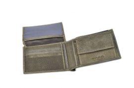 Peněženka pánská BHPC Tucson BH-393-23 antracitová v krabičce Beverly Hills E-batoh