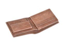 Peněženka pánská BHPC Tucson BH-393-25 hnědá v krabičce Beverly Hills E-batoh