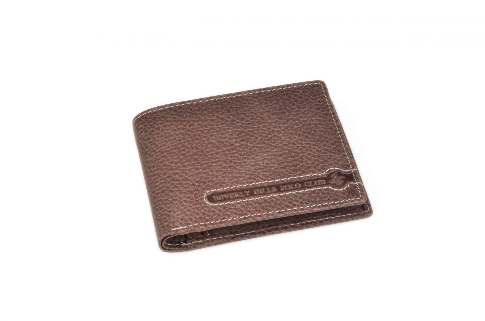 Peněženka pánská BHPC Tucson BH-394-75 tabáková v krabičce