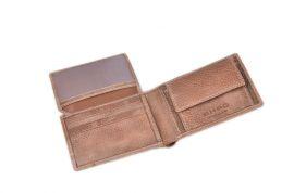 Peněženka pánská BHPC Tucson BH-395-25 hnědá v krabičce Beverly Hills E-batoh
