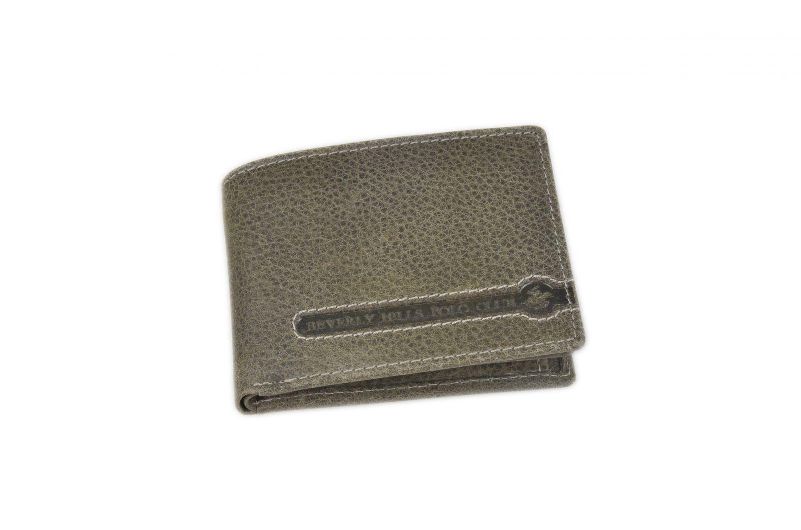 Peněženka pánská BHPC Tucson BH-395-23 antracitová v krabičce
