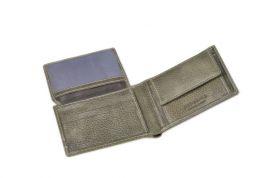Peněženka pánská BHPC Tucson BH-395-23 antracitová v krabičce Beverly Hills E-batoh