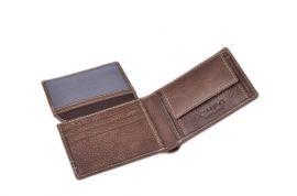 Peněženka pánská BHPC Tucson BH-395-75 tabáková v krabičce Beverly Hills E-batoh