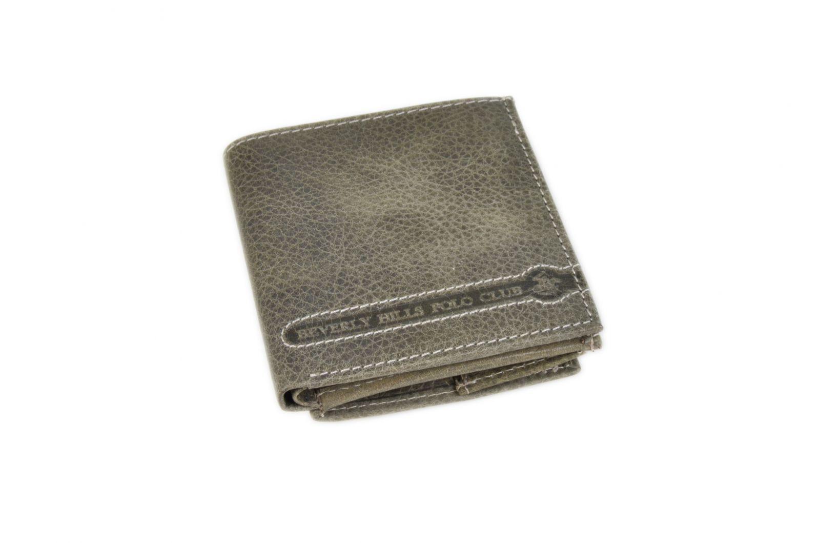 Peněženka pánská BHPC Tucson BH-397-23 antracitová v krabičce