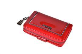 Dámská peněženka malá ESLEE F6873 blue E-batoh