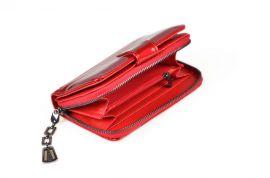 Dámská peněženka malá ESLEE F6873 green E-batoh