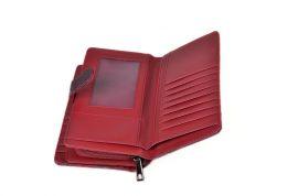 Dámská peněženka Dudlin v krabičce M286 coffee E-batoh