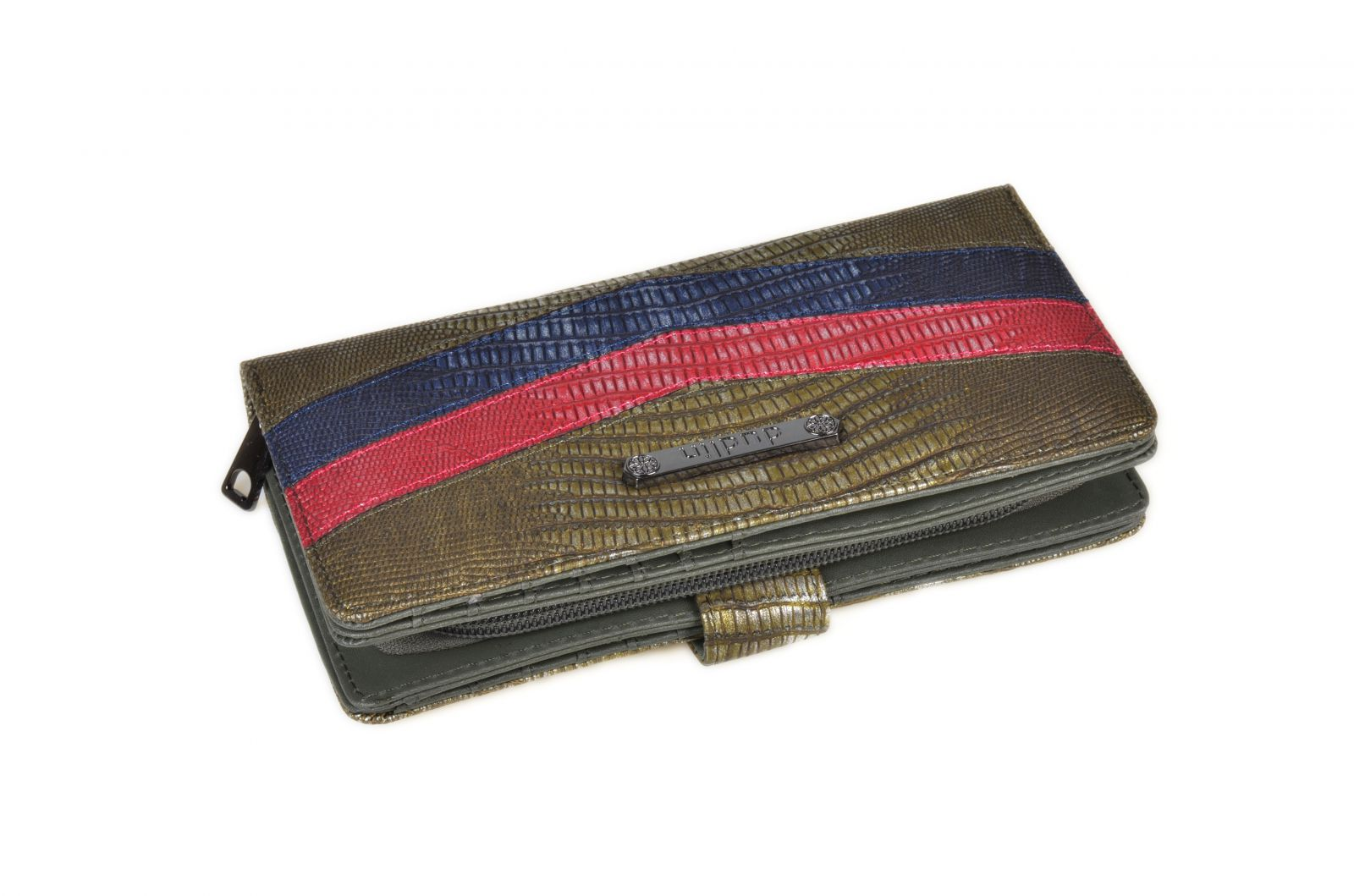 Dámská peněženka Dudlin v krabičce M286 green E-batoh