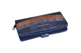 Dámská peněženka Dudlin v krabičce M286 blue