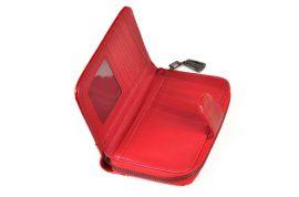 Dámská peněženka malá ESLEE 6233 red E-batoh