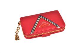 Dámská peněženka malá ESLEE 6225 red