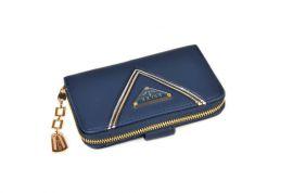 Dámská peněženka malá ESLEE 6225 blue