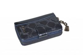 Dámská peněženka malá ESLEE 6233 blue