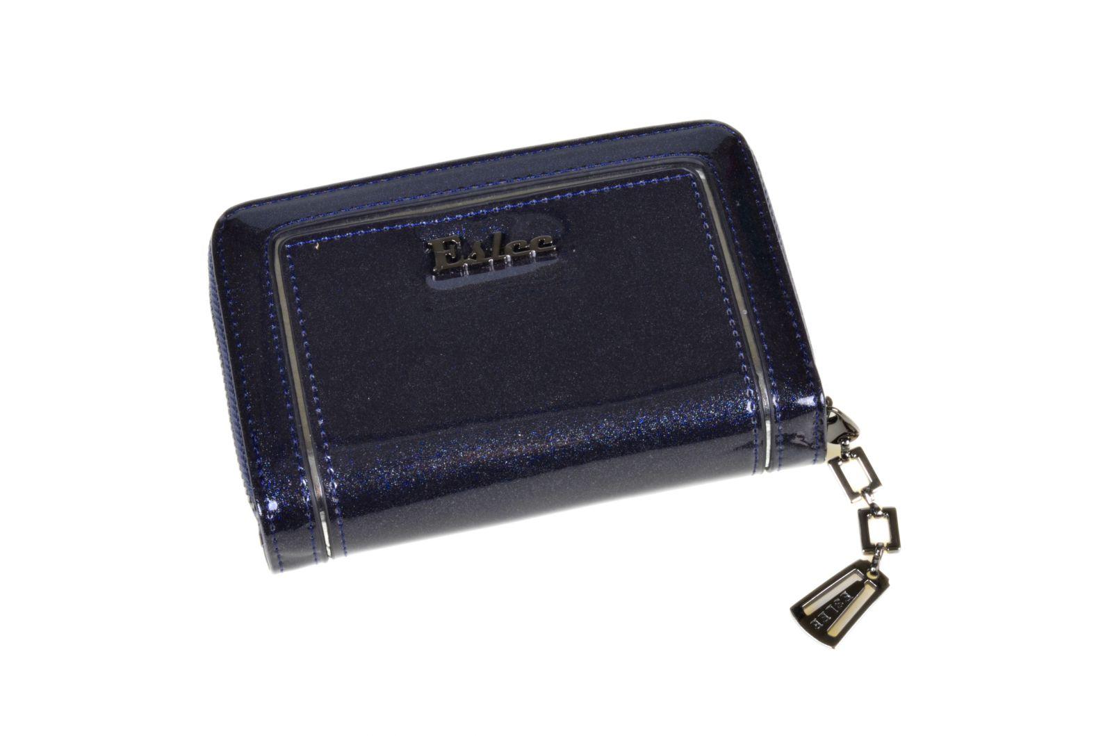 Dámská peněženka malá ESLEE F6873 blue