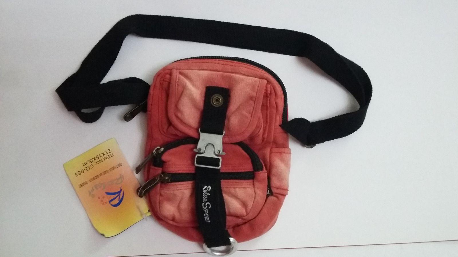 Taška přes rameno/Ledvinka Rolan CQ-083 E-batoh