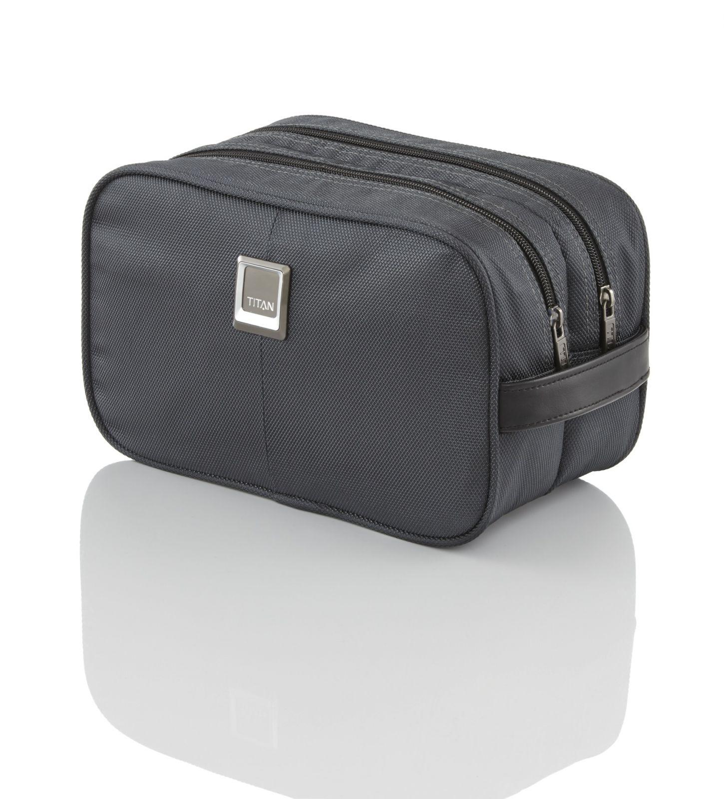 Titan Nonstop Cosmetic Bag Anthracite