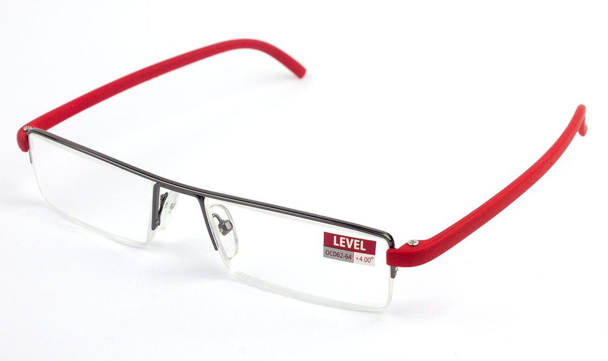 Dioptrické brýle Level 1002-4 / +4,00