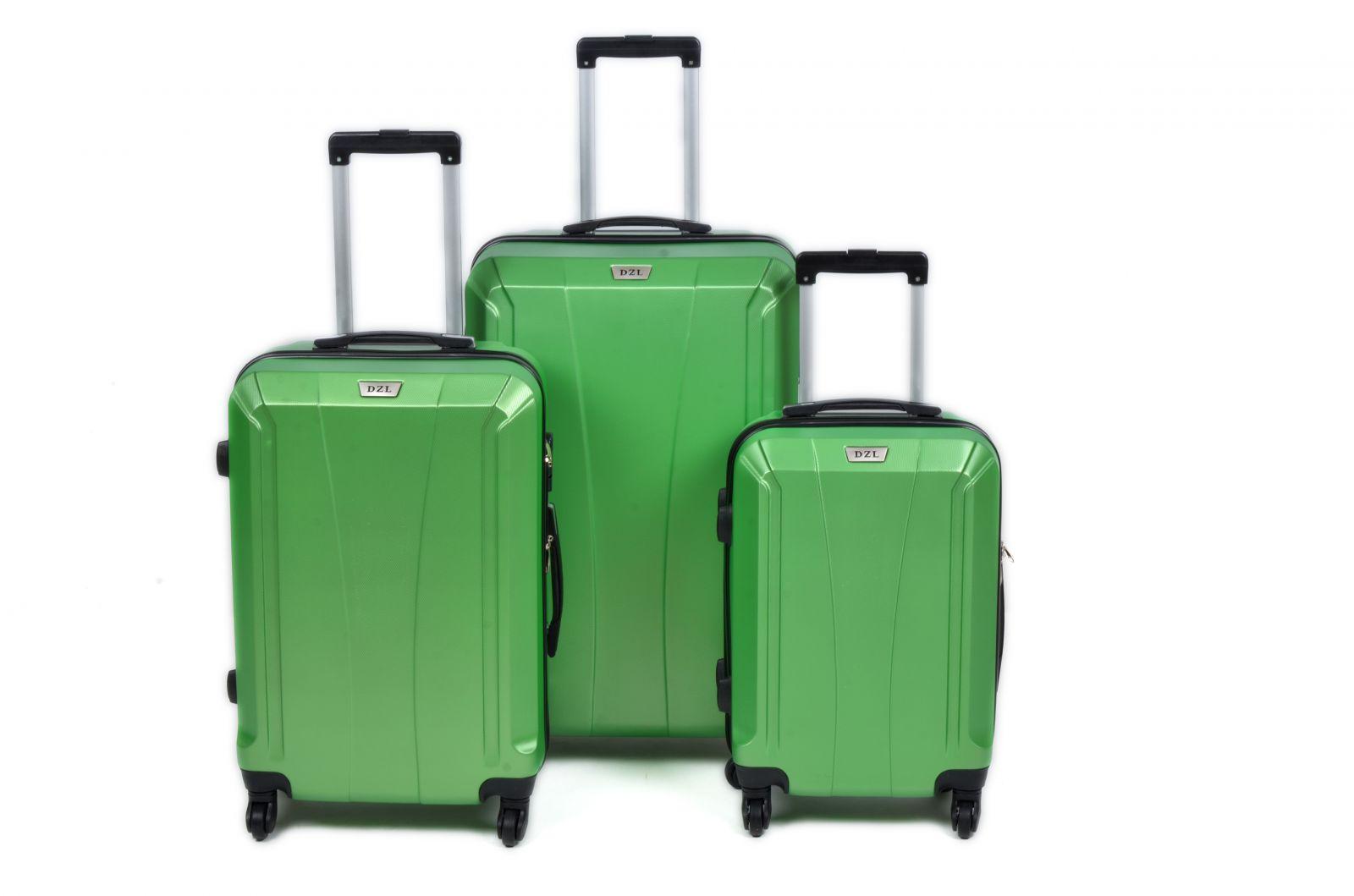 Trolleykoffer TR-A38 GREEN BRIGHT E-batoh