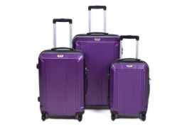 Trolleykoffer TR-A38 VIOLET BRIGHT