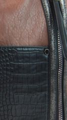 Dámská crossbody kabelka s čelní kroko kapsičkou F-014 starorůžová Sun-bags E-batoh
