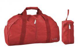 Skládací cestovní taška Dielle Lybra 373-02 červená